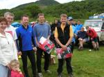 The Maxwells, Dave Suddes, Elite winners Mark Seddon & Hartell, Martin Stone