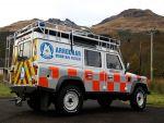 LAMM 2010 - The New Arrochar MR Land Rover
