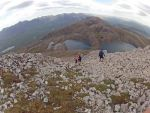 Descending from Beinn Liath Mhor